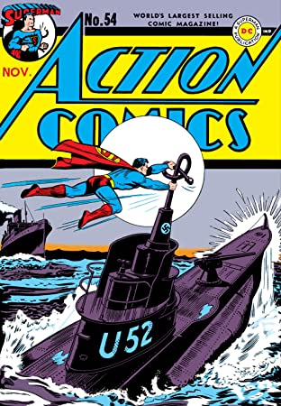 Action Comics (1938-2011) No.54