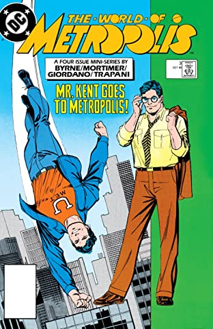 World of Metropolis (1988) #3