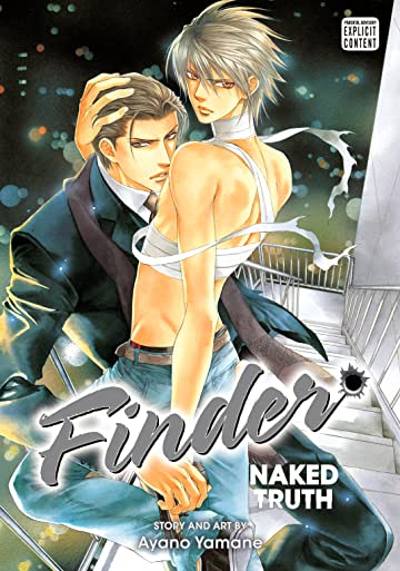 Finder Deluxe Edition: Naked Truth Vol. 5