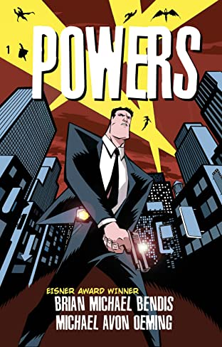 Powers (2000-2004) No.1