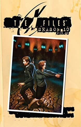 The X-Files: Season 10 Tome 1