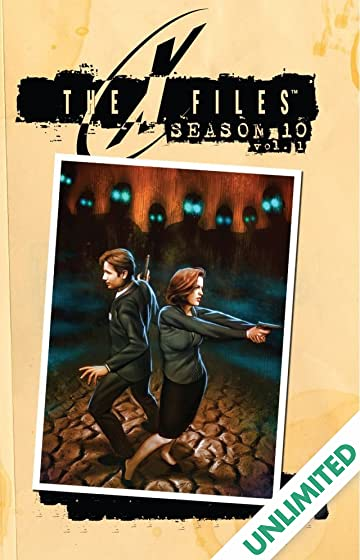 The X-Files: Season 10 Vol. 1