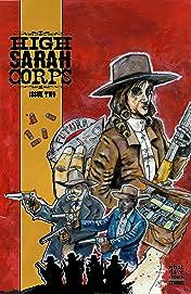 High Sarah Corps #2