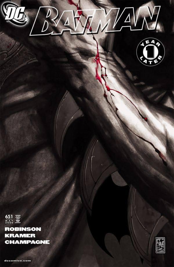 Batman (1940-2011) #651