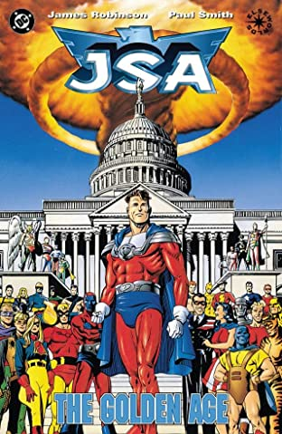 JSA: The Golden Age