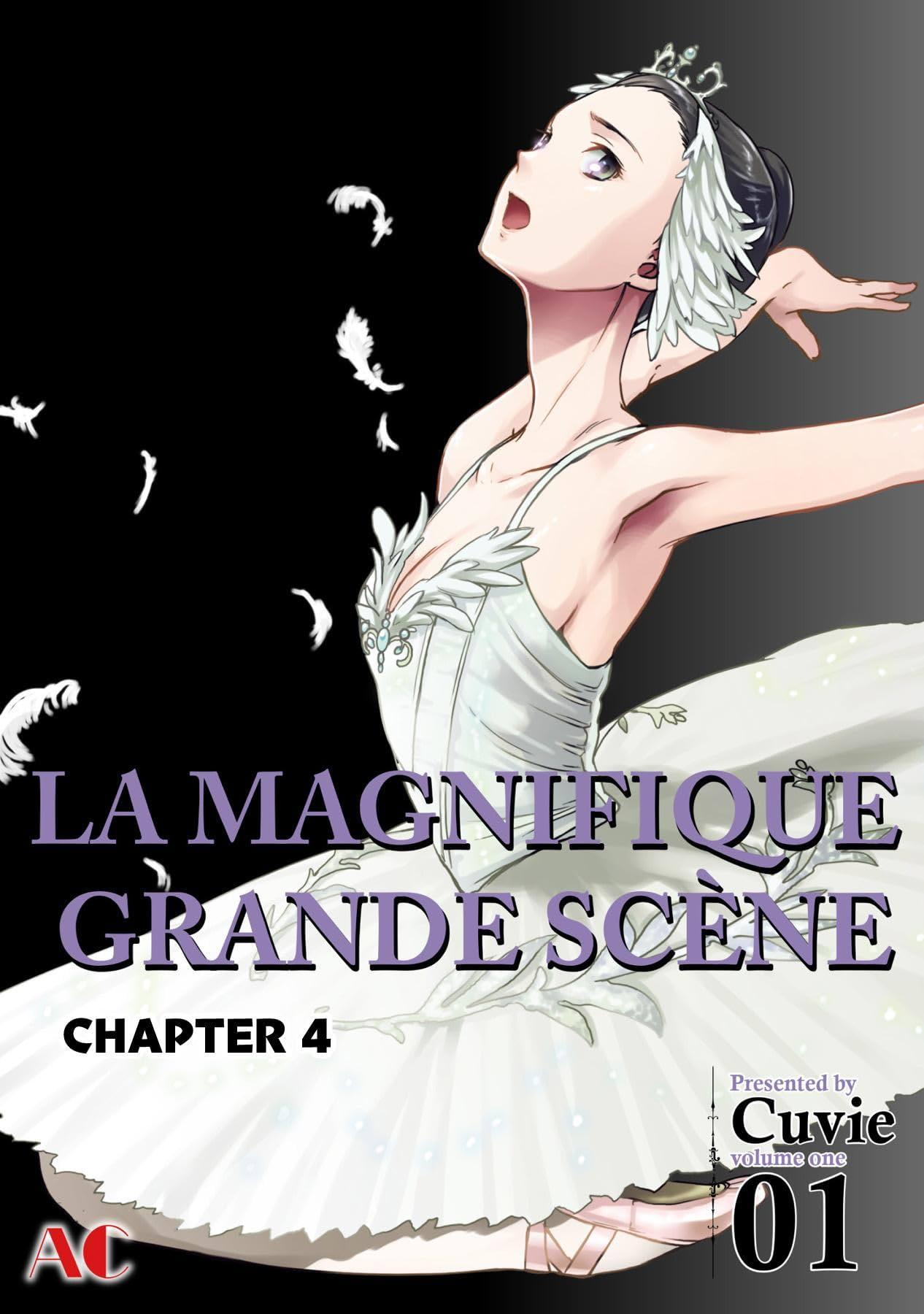 LA MAGNIFIQUE GRANDE SCÈNE #4