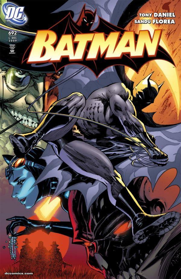 Batman (1940-2011) #692