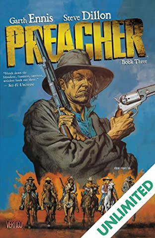 Preacher: Book Three