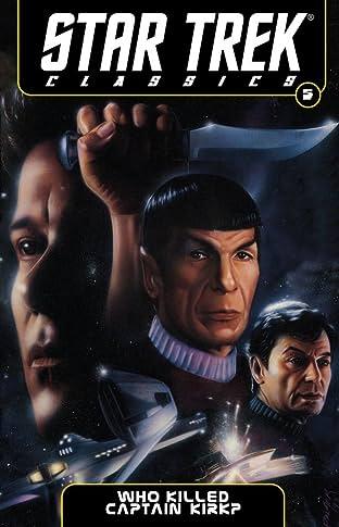 Star Trek Classics Tome 5: Who Killed Captain Kirk?