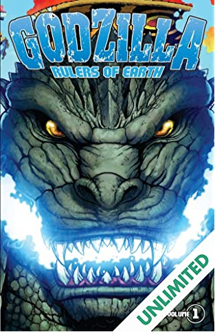 Godzilla: Rulers of Earth Vol. 1