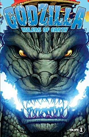 Godzilla: Rulers of Earth Tome 1