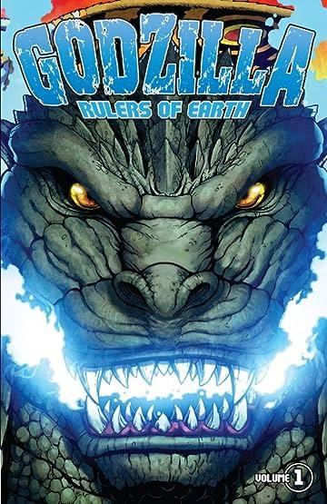 Godzilla: Rulers of Earth Tome 1