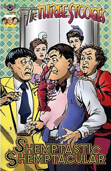 The Three Stooges Shelptastic Shemptacular #1