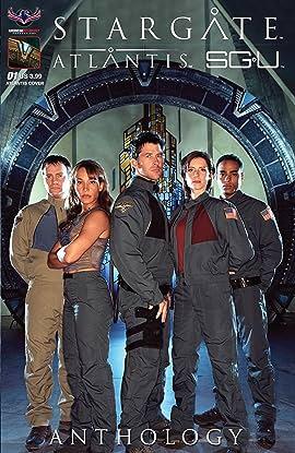 Stargate Atlantis / Stargate Universe Anthology