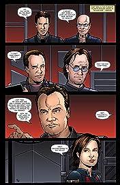 Stargate Atlantis Singularity #1