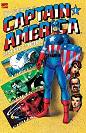 Adventures of Captain America (1991-1992) #1 (of 4)