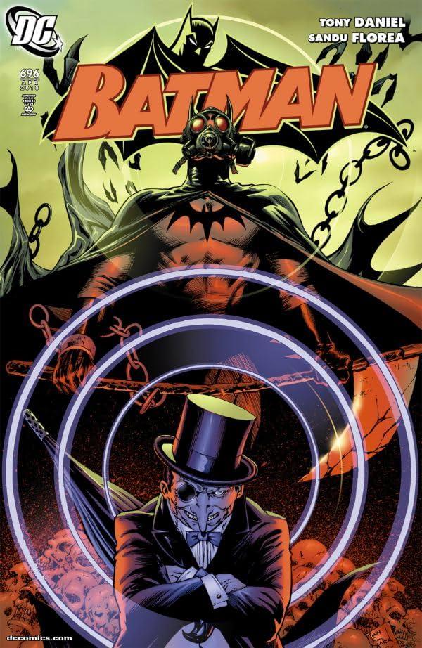 Batman (1940-2011) #696