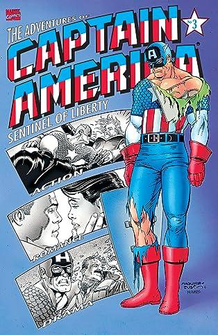 Adventures of Captain America (1991-1992) #3 (of 4)