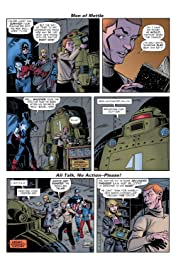 Captain America The 1940s Newspaper Strip (2010) #2 (of 3)