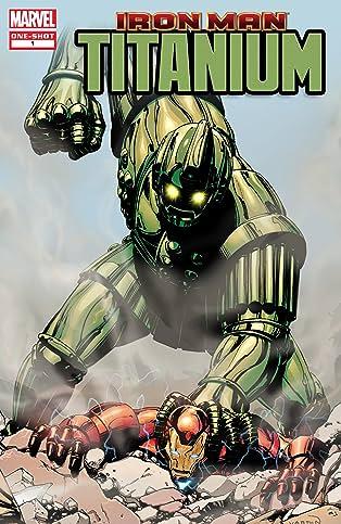 Iron Man: Titanium (2010) #1