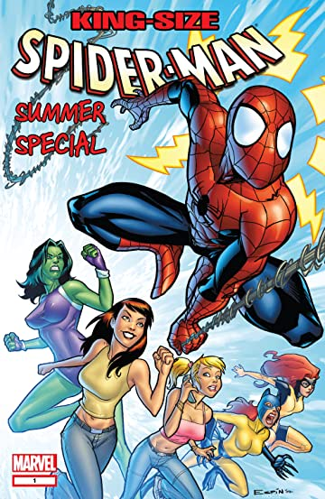 King-Size Spider-Man Summer Special (2008) #1