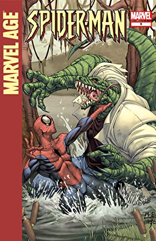 Marvel Age Spider-Man (2004-2005) #5
