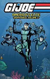 G.I. Joe: America's Elite - Disavowed Tome 2