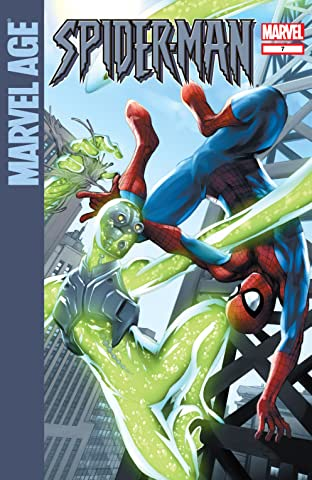 Marvel Age Spider-Man (2004-2005) #7