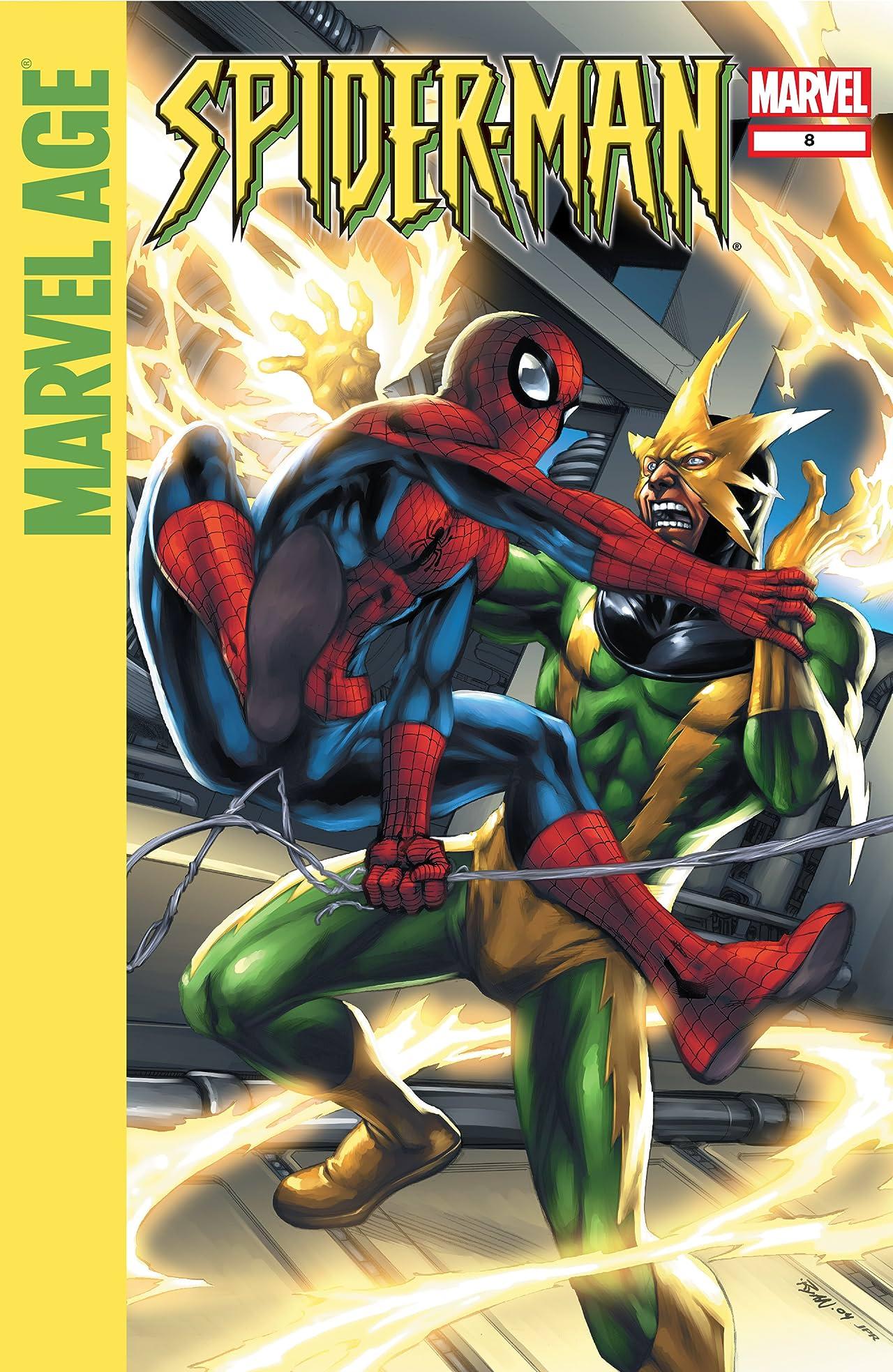 Marvel Age Spider-Man (2004-2005) #8