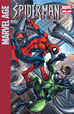 Marvel Age Spider-Man (2004-2005) #10