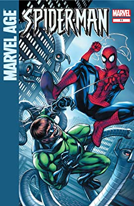 Marvel Age Spider-Man (2004-2005) #11