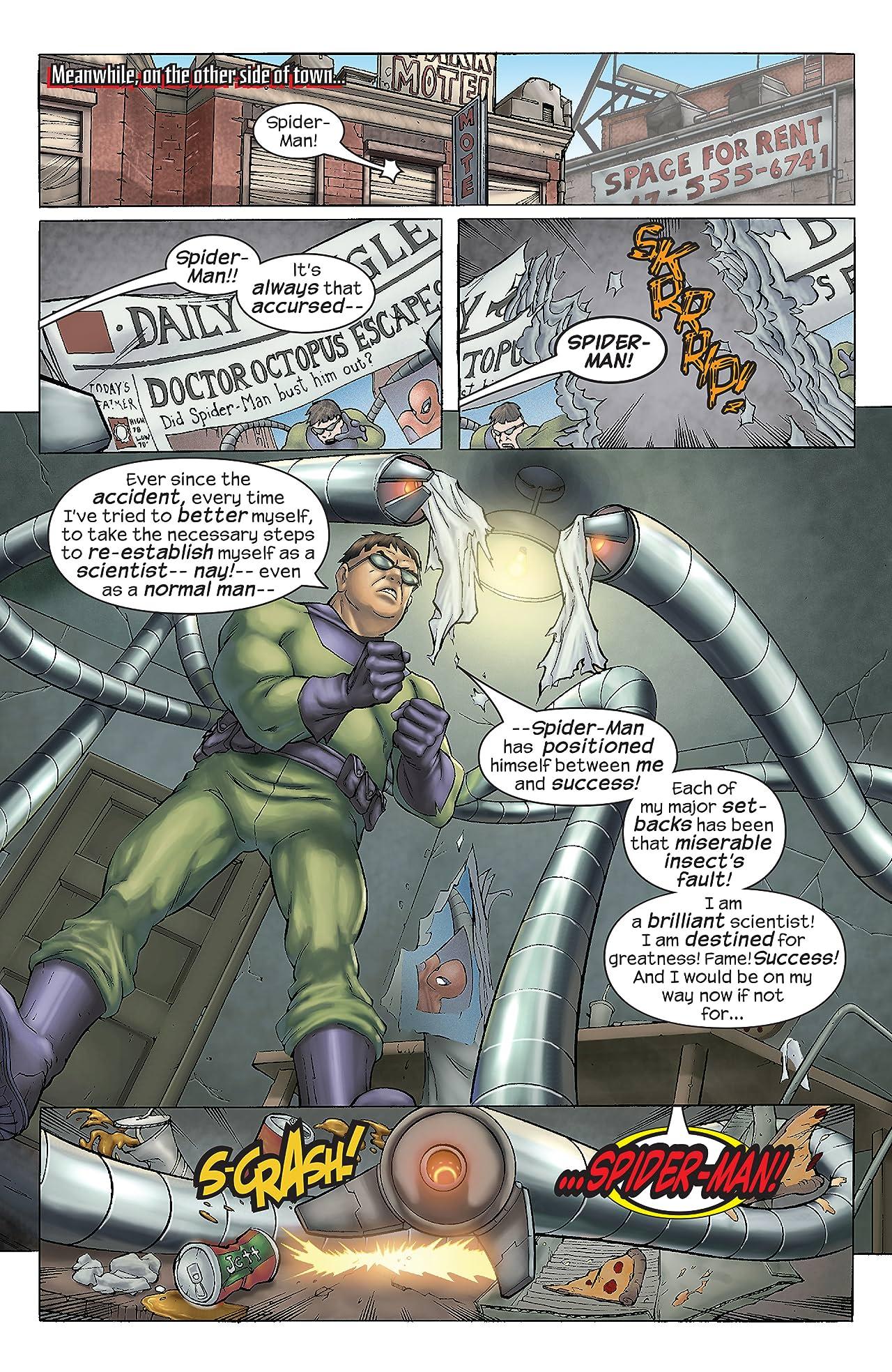 Marvel Age Spider-Man (2004-2005) #11