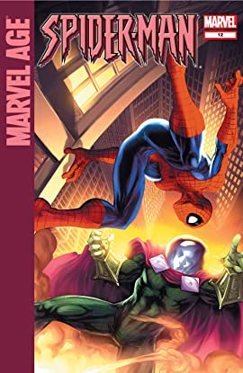 Marvel Age Spider-Man (2004-2005) #12