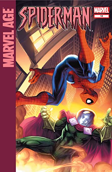 Marvel Age Spider-Man (2004-2005) #12