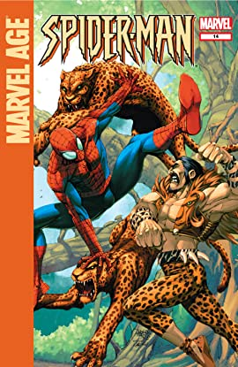 Marvel Age Spider-Man (2004-2005) #14