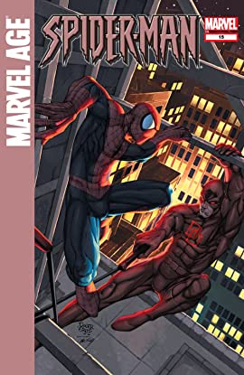 Marvel Age Spider-Man (2004-2005) #15