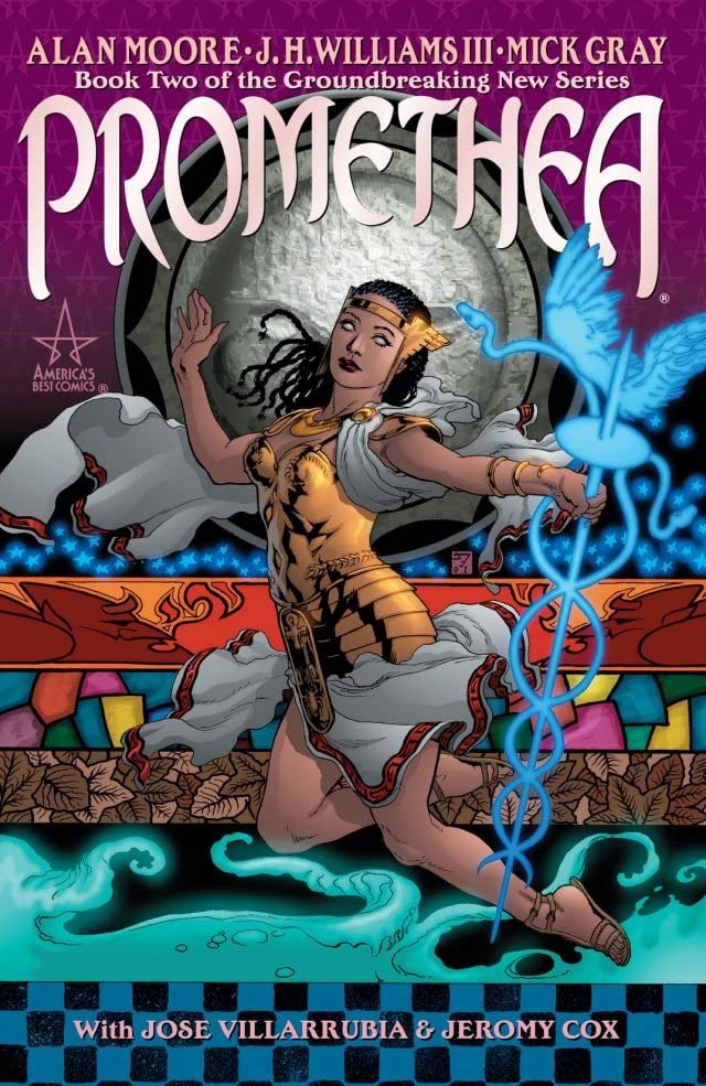 Promethea Book Two