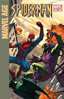 Marvel Age Spider-Man (2004-2005) #16