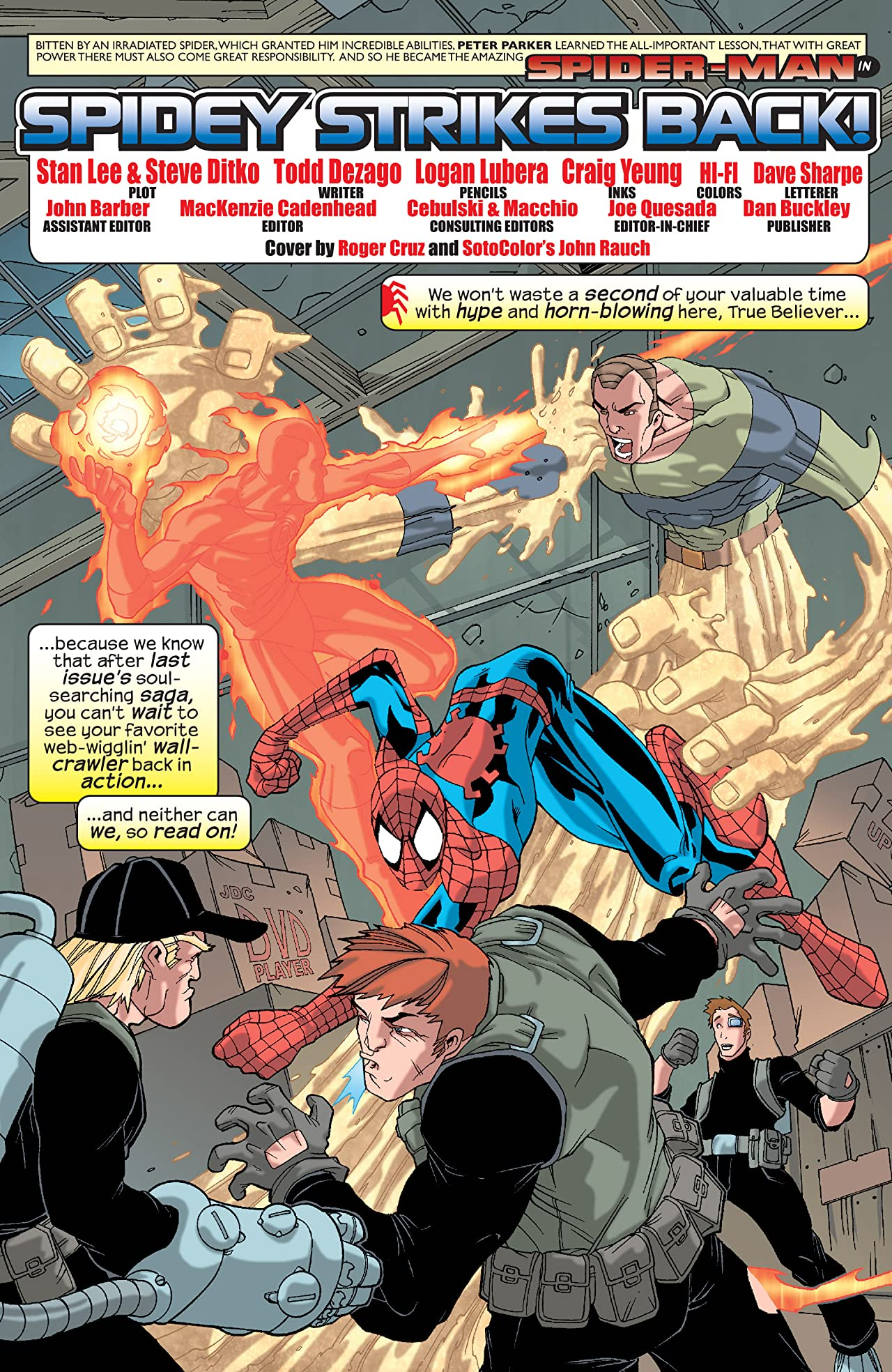 Marvel Age Spider-Man (2004-2005) #18