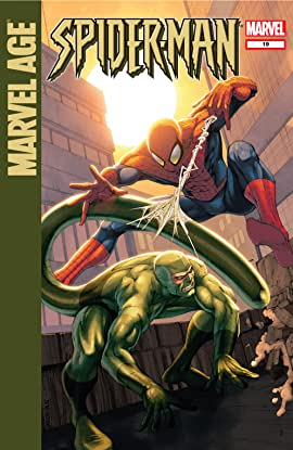 Marvel Age Spider-Man (2004-2005) #19