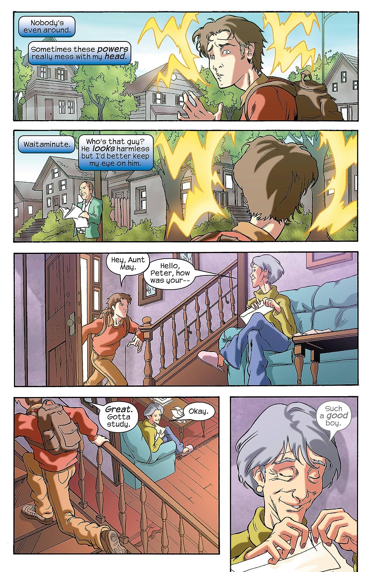 Marvel Age Spider-Man (2004-2005) #19