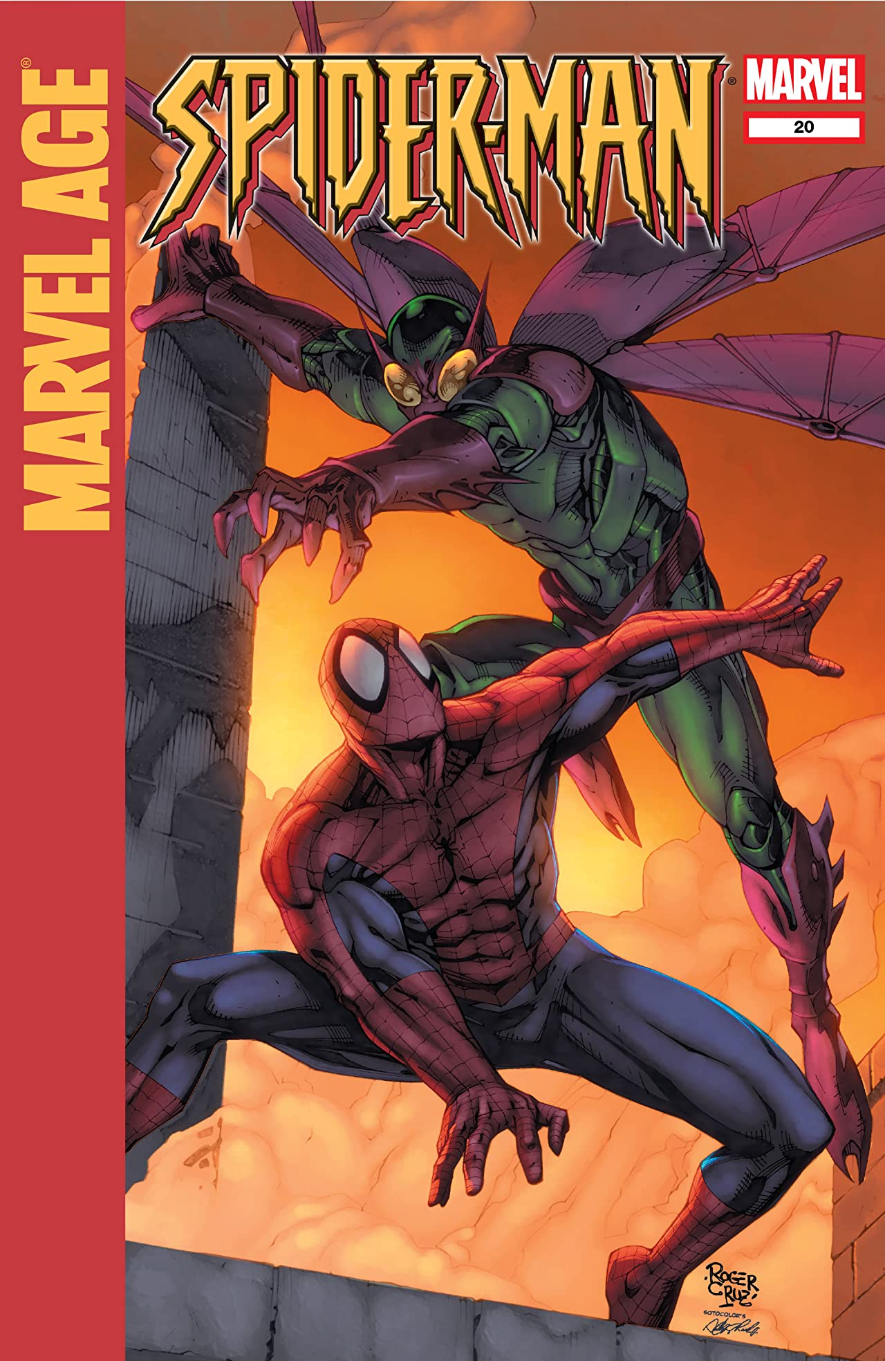 Marvel Age Spider-Man (2004-2005) #20
