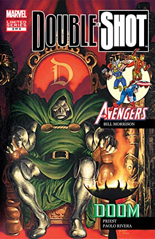 Marvel Double Shot (2003) #2 (of 4)