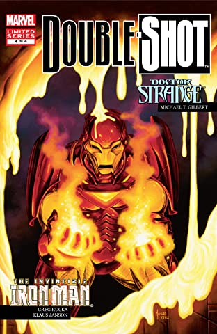 Marvel Double Shot (2003) #4 (of 4)