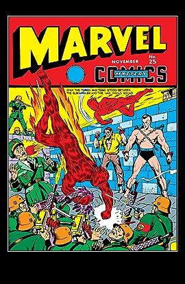 Marvel Mystery Comics (1939-1949) #25