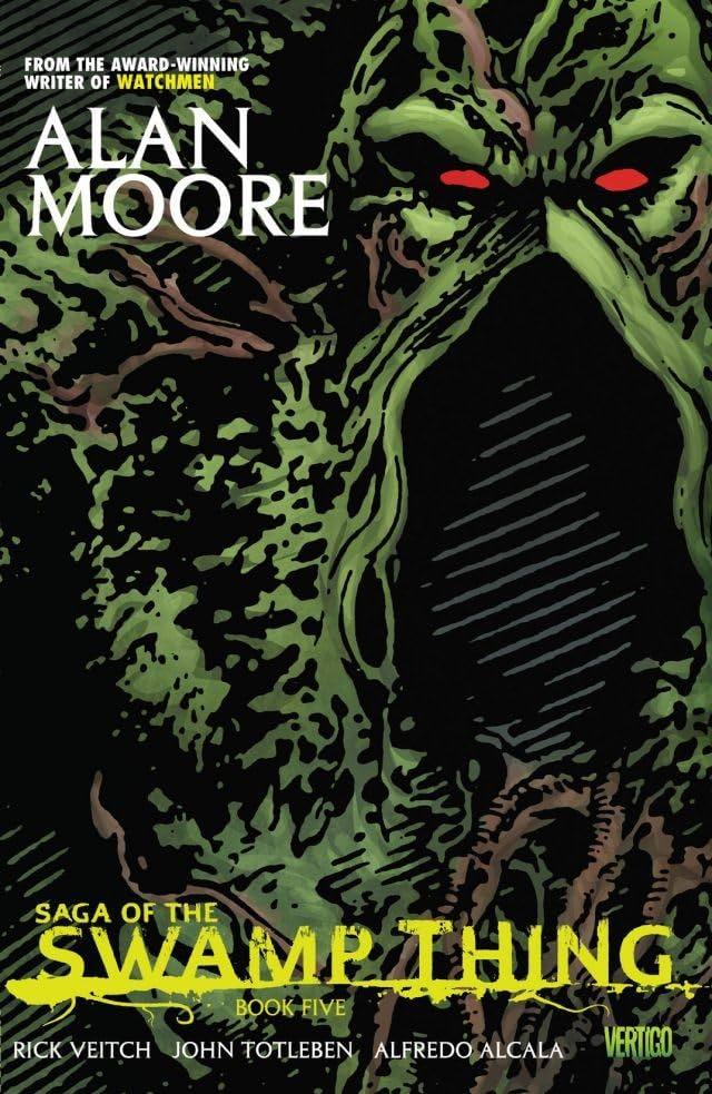 Saga of the Swamp Thing: Book Five