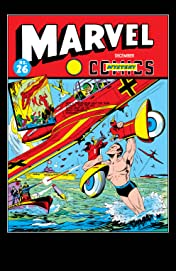 Marvel Mystery Comics (1939-1949) #26