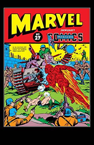 Marvel Mystery Comics (1939-1949) #27