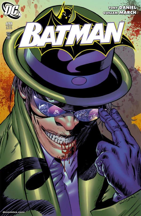 Batman (1940-2011) #698