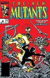 New Mutants (1983-1991) #80